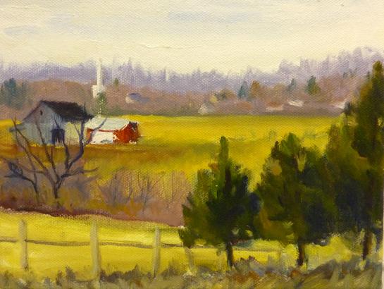 Aunt Molly's Farm