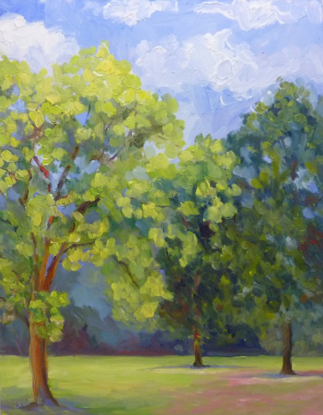 """Lenape Trail Trees"""