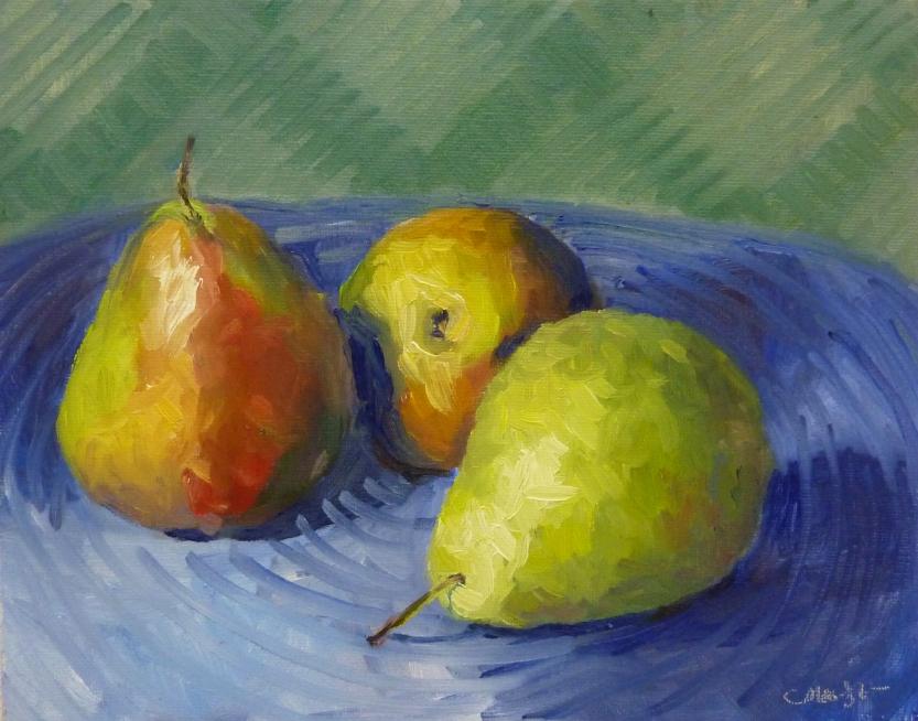Succulent Pears_4388