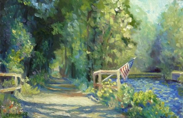 Memorial Canal