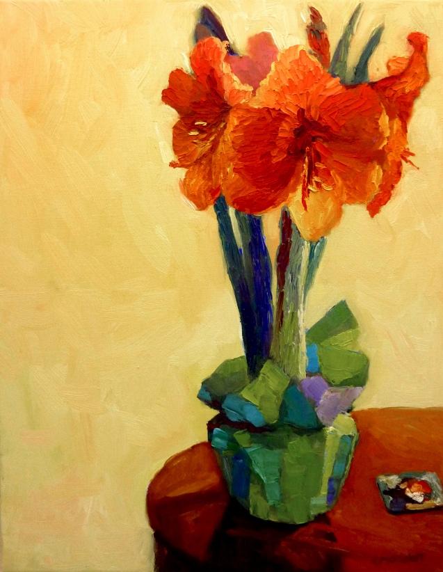 Amaryllis C 14 x18_6361