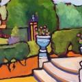 The Garden Entry 9 x12_1846
