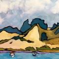 Dunes of Summer 12 x9_2601C