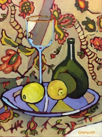 """""""Still Life for One"""" 14""""x 11"""""""