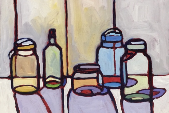 SOLD Still Life Painting