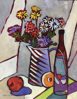 """""""An Afternoon Delight"""" 20"""" x 16"""""""