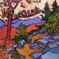 Traveling in Maine 18 x14_7553